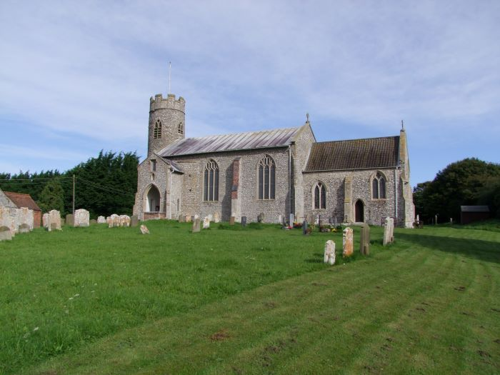 Historic Churches of Norfolk - A 3 session course