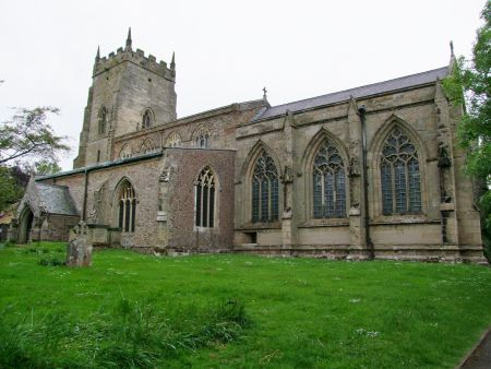 Little Known Leicestershire Churches Tour
