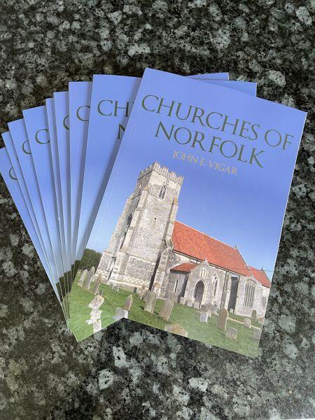 New Book: Norfolk Churches