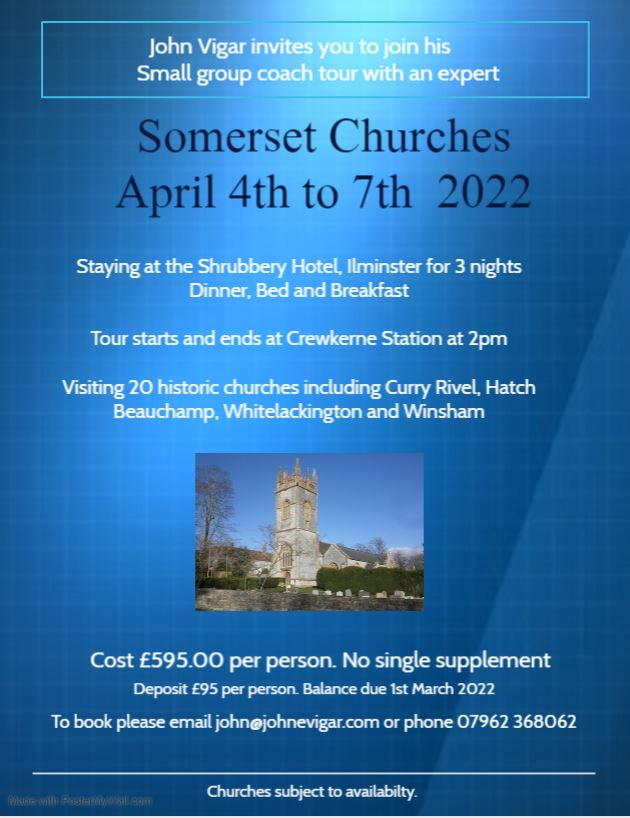 2022 Church Tours